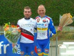 Kévin Tigeot Champion d'Ille-et-Vilaine en Pass D3